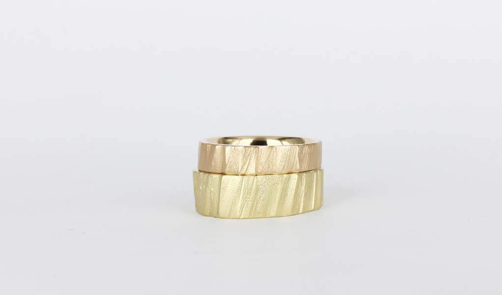 K+R 14K rose and yellow gold | 2016