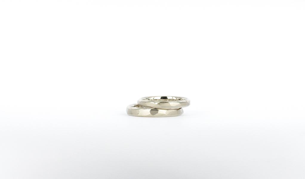 C+R 14K white gold   2016